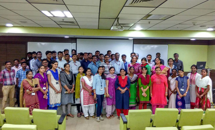 INTERNATIONAL WOMEN'S DAY CELEBRATIONS AT ARCI, CHENNAI